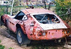 abandoned cars - Google Search