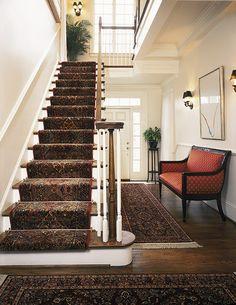 Best Custom Karastan Oriental Rug Stair Runner Awesome 640 x 480