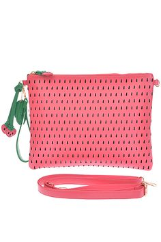 8d94099d3d22 Domino Dollhouse - Plus Size Clothing  Sweetheart Strawberry Purse Cute  Watermelon