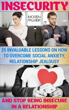 overcoming insecurity and jealousy in relationship article