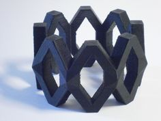 Bangle printed on Solidoodle