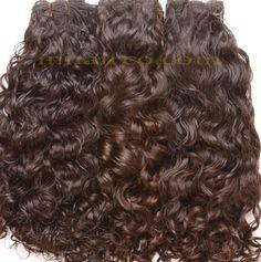 Virgin Indian Curly Hair