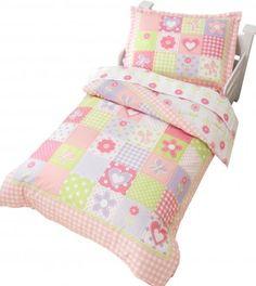 Großes Pastellfarbenes Kinderbettwäsche Set Von KidKraft Im Landhausstil