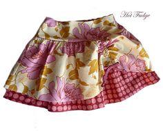 Layered Skirt Pink Peony by Hotfudge8, via Flickr