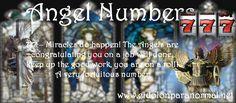 Numerology: Angel Number 777 | #numerology #angelnumbers