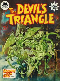 Cover for The Devils Triangle (1976 ? series) #2