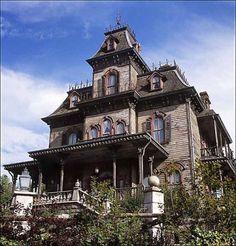 Haunted Mansion Paris 01