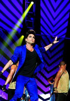 Cuckoo | Adam Lambert | Source: Tiia Santavirta
