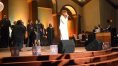 Dorinda Clark-Cole - Lord Bless this house (LIVE)