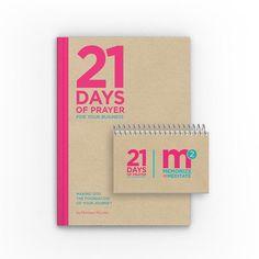 21 Days Of Prayer Book Bundle