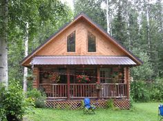 Alaska Kozey Cabins: Our Home away from Home