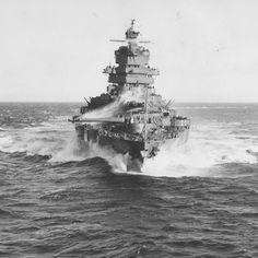 USS Idaho (BB-42). USS Idaho received seven battle stars in World War 2.