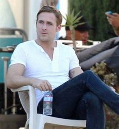 "What Henley Shirt Was Ryan Gosling Wearing in His New Film ""Drive""? 
