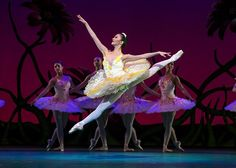 The Royal Ballet - Yuhui Choe in Don Quixote. Photo: Emma Kauldhar by kind permission of the ROH
