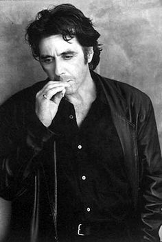 Al Pacino - You never get older and you never lose women, do you?