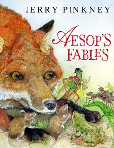 Folktales - Link to online Fables, Myths, and Legends also check out the link to Storyline Online   There is a good collection of picture books read by recognizable actors/actresses  and follow up activities..
