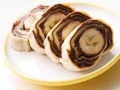 Von diesem Rezept werden Ihre Gäste begeistert sein. Das schokoladige Sushi ist etwas ganz Besonderes und total leicht zuzubereiten. Probieren Sie es aus!
