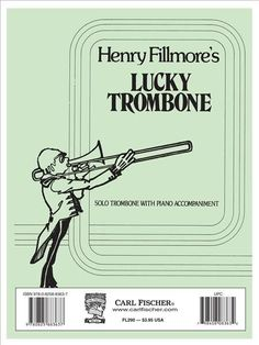 Lucky Trombone (Solo Part with Piano)