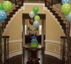 Fabulous Fetes ::: event planning & event design service: {Real Parties} Little Man Party