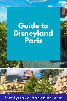 Disney fans visiting Paris should absolutely take some time to visit Disneyland Paris in the suburbs. Read this post for tips and tricks for planning your trip to Disneyland Paris, including information about the two theme parks, must-dos on your trip, and Disneyland Paris rides and attractions.