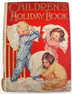 "vintage annual ""Children's Holiday Book"" | eBay"