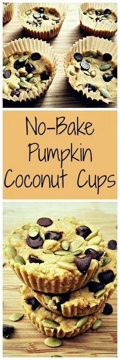 These easy to make and tasty treats are a healthy alternative to Halloween candy. Plus they're #vegan and #glutenfree