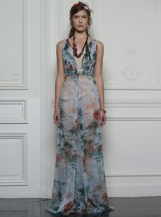Valentino Hawaiian Couture Collection