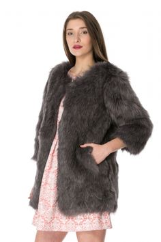 Lashez® is Romania's first truly independent fast fashion retailer targeting young, hip European females aged years old. Fast Fashion, Fur Coat, Female, Fur Coats, Fur Collar Coat