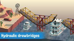 Download Poly Bridge IPA For iOS Free For iPhone And iPad With A Direct Link.