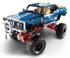 TechnicBRICKs: TBs TechReview 24 – 41999, 4x4 Crawler Exclusive Edition (Part I) OH MY GOD: NOW I HAVE IT!!!!!