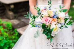 Harding Allen Estate Wedding Barre MA Wedding Photographer Michele Conde Photography Garden Summer Outdoor Ceremony Massachusetts (58)