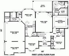 House Plan chp-29300 at COOLhouseplans.com