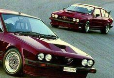 Alfetta GTV Alfa Romeo Gtv6, Alfa Romeo 159, Alfa Cars, Alfa Romeo Cars, Sexy Cars, Hot Cars, Saab Turbo, Alfa Gtv, Custom Cars
