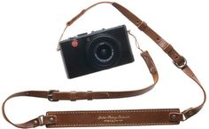 Leather camera strap - stylish! product, compact camera, camera straps, men accessori, roberu leather, leather camera strap, holiday gifts, leather compact, cameras