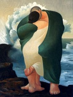 By Fernando Botero. Now how long can you go without sex to start thinking you don't really need it? :/