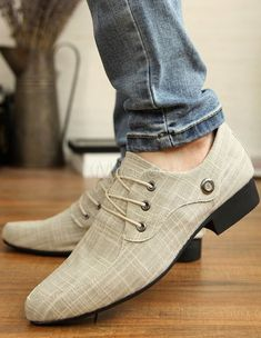 Men'S casual dress shoes men casual, casual shoes for men, formal shoes for men Mens Casual Dress Shoes, Formal Shoes For Men, Mens Fashion Shoes, Men Casual, Men Dress Shoes, Fashion Casual, Men Formal, Fashion Styles, Casual Outfits