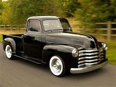 1949 Chevrolet Truck Custom 5 Window Pick Up Gmc Trucks, Chevrolet Trucks, Cool Trucks, 1949 Chevy Truck, Lifted Trucks, Chevrolet Auto, Gmc Suv, Classic Pickup Trucks, Old Pickup Trucks