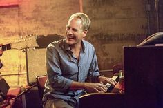"""Having fun tickling the ivories on tonight's episode."" ~ Scott Bakula"