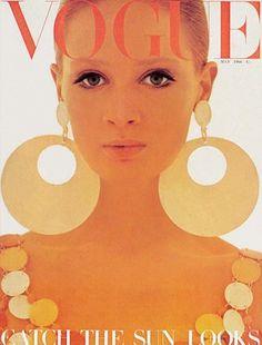 Vogue May 1966 by MsBlueSky, via Flickr