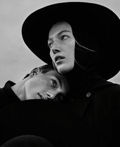 Lou + Nils Schoof by Elizaveta Porodina