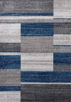 Blue Gray Modern Contemporary New Cheap Area Rugs Large - Bargain Area Rugs Modern Area Rugs, Contemporary Area Rugs, Contemporary Home Decor, Contemporary Architecture, Carpet Tiles, Rugs On Carpet, Fur Carpet, Grey Carpet, Cheap Living Room Rugs