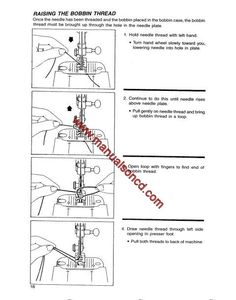 singer handy stitch manual pdf