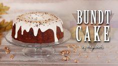 Bundt Cake de Plátano, Nueces y Chocolate con Glaseado de Queso · Receta...