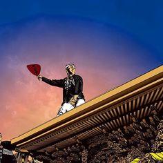 #岸和田 #荒木町 ( #大工方 #勇退記念 ) illustration #六覺千手 Traditional Culture of Japan. #followme #instaart #artwork #visualarts #graphic #art #artist #artgallery #design #artgoods #japan #Osaka #illustration #日本 #芸術 #アート #イラスト #泉州 #大阪 #細密画 #だんじり #全国各地御注文承ります。