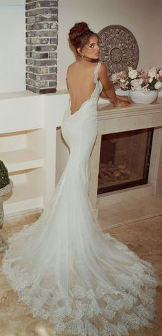 Galia Lahav 2014: The Empress Deck Bridal Collection
