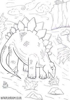 Dinosaur coloring pages - Dinosaur Colouring Pages – Dinosaur coloring pages Shopkins Colouring Pages, Free Printable Coloring Sheets, Summer Coloring Pages, Dog Coloring Page, Easter Coloring Pages, Disney Coloring Pages, Coloring Books, Dinosaur Coloring Sheets, Toddler Coloring Book