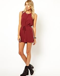 Image 4 of ASOS Shift Playsuit