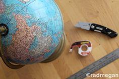 Oh, The Places We'll Go: A Travel-Fund DIY - Radmegan