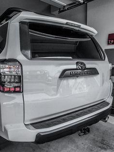 Black on Black Blackout Emblem Kit (Press On) - Gen 2016 Toyota 4runner Limited, 2017 Toyota 4runner, Toyota Trucks, Peterbilt Trucks, Lifted Ford Trucks, Toyota Cars, Toyota Tacoma, 4runner 2015, Lifted 4runner