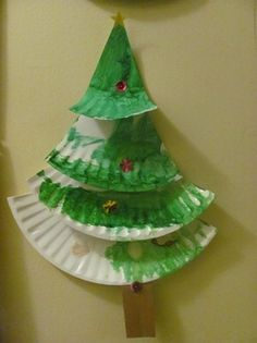 1000 images about crafts for kids on pinterest paper for Christmas crafts made out of paper plates